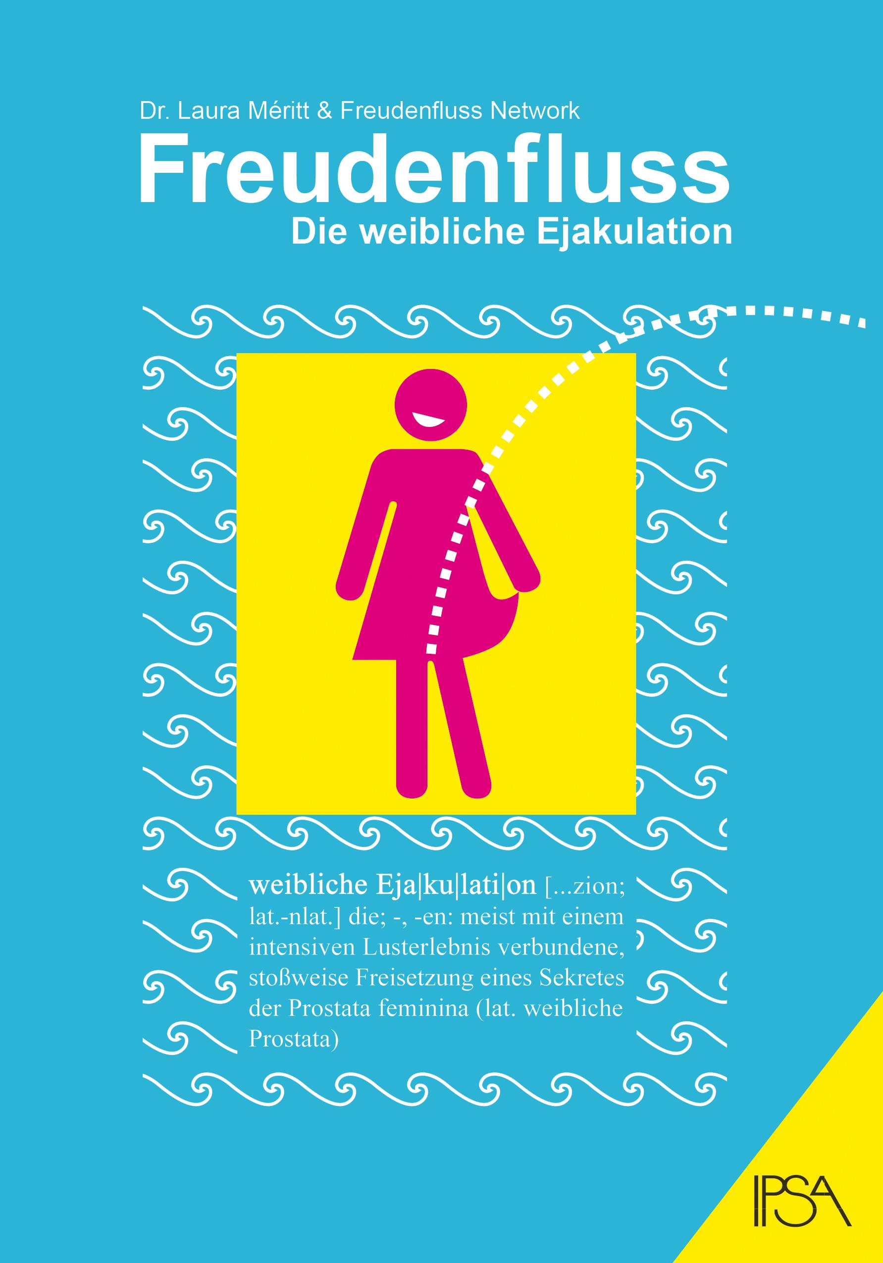 """Broschürencover """"Freudenfluss. Die weibliche Quelle"""""""